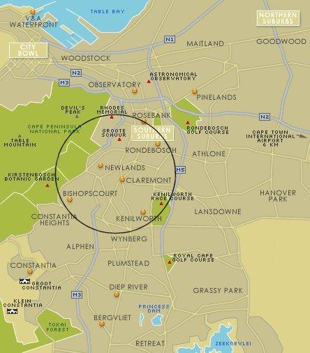 Accommodation Newlands | Rondebosch | Claremeont | Kenilworth ...